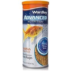 Wardley Advanced Nutrition Perfect Protein Goldfish Food Flakes - 3Oz