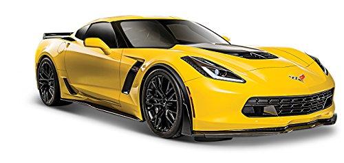 Maisto Corvette Diecast Vehicle Colors product image