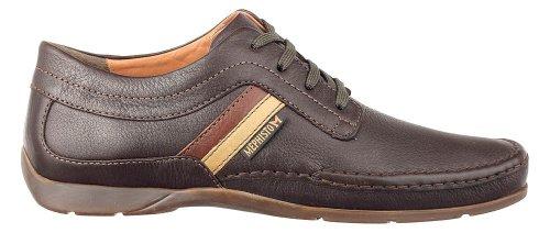 Dunkel G555 Chaussures Ville braun Homme Mephisto Pour à Lacets 3 de qCwEE6xzd