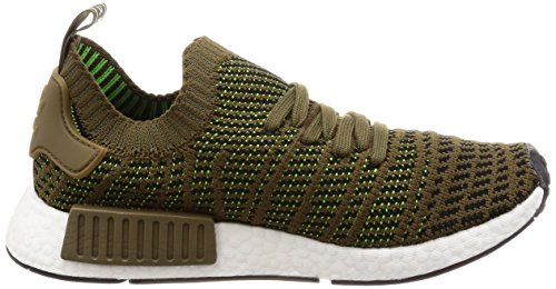 Stlt Olive NMD Uomo Verde Solar Black r1 0 Core Primeknit Trace Sneaker adidas Slime g8nq6Zx8