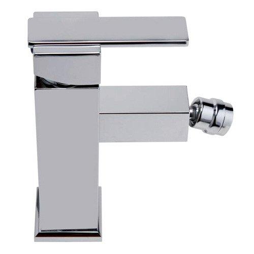JiaYouJia Single Handle Modern Bidet Faucet in Chrome low-cost