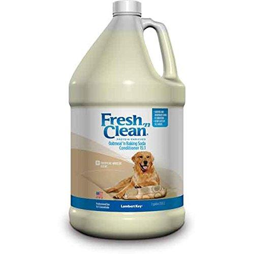 Lambert Kay Fresh 'N Clean Oatmeal 'N Baking Soda Dog Conditioner, 1-Gallon by Lambert Kay