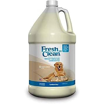 Lambert Kay Fresh n limpio n bicarbonato de harina de avena perro acondicionado