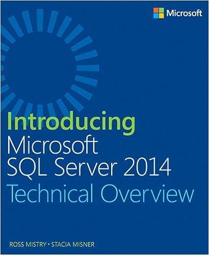 Introducing Microsoft SQL Server 2014: Ross Mistry, Stacia