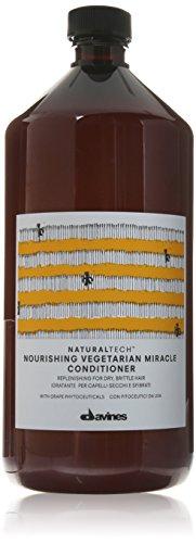 Davines Naturaltech Nourishing Vegetarian Miracle Conditioner, 33.8 Ounce (Vegetarian Miracle Conditioner compare prices)