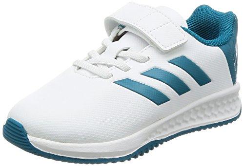 adidas , Baby Jungen Lauflernschuhe weiß weiß
