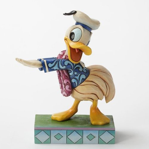 (Disney Traditions Hawaiian Donald Duck - Tropical Tourist)