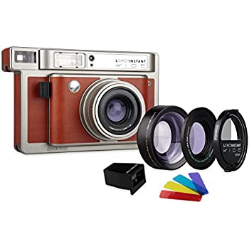 Lomography Lomo'Instant Wide Combo Central Park - Instant Film Camera