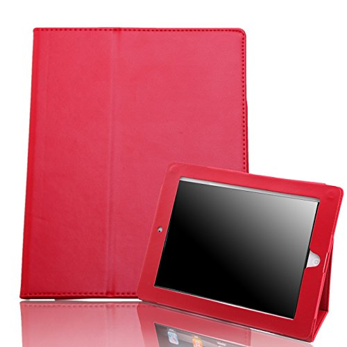 ipad 1 cover red - 5