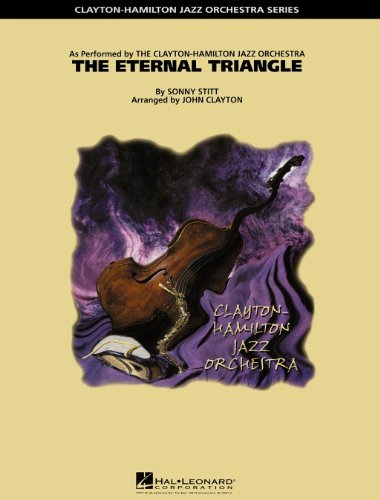 Hal Leonard Eternal Triangle Jazz Band Level 5 Arranged by John Clayton