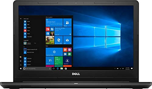 Dell Inspiron 3567 i3-6006 15.6-inch Laptop (6th Gen i3- 6006u/4GB/1TB/windows 10/Integrated Graphics), Black
