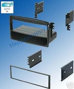 Stereo Install Dash Kit Hyundai Santa Fe 01 02 03 04 05 (car radio wiring installation parts)