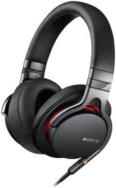 Sony MDR1A Premium Hi-Res Stereo Headphones (Black)