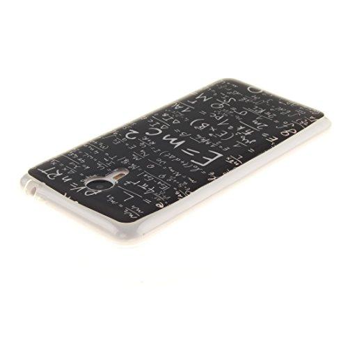 Téléphone Meilan Meizu TPU Silicone Equation Protection Couverture Peint Transparent Motif De De Scratch Fit Souple Cas Cas Bord Antichoc Arrière Résistant Note 2 Hozor Slim En 5dRnxwqCq