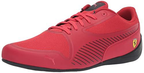- PUMA Men's SF Drift CAT 7 Ultra Sneaker, Rosso Corsa Black, 13 M US