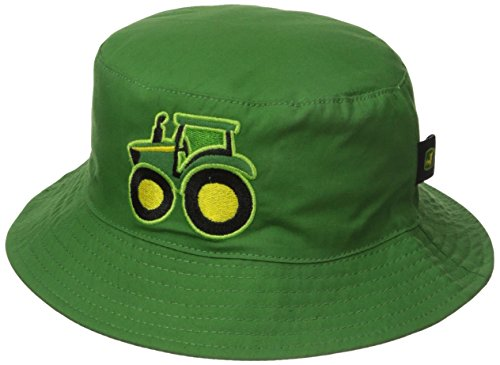 John Deere Boys' Bucket Hat, Green, INFANT