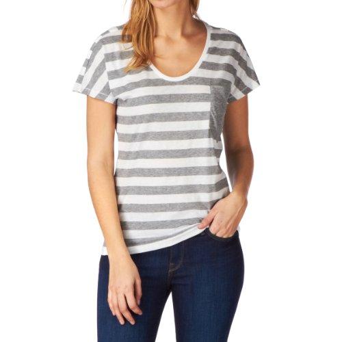 Blanco Camiseta T Xs Tee Talla Striped Color Blanco Puma shirt dRqaaz