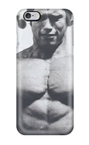 Awesome WFDhSze1057ArMjt MeaganSCleveland Defender Tpu Hard Case Cover For Iphone 6 Plus- Arnold Schwarzenegger Bodybuilding