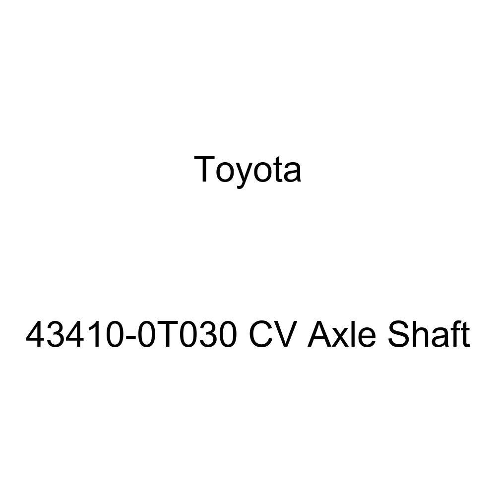 Toyota 43410-0T030 CV Axle Shaft