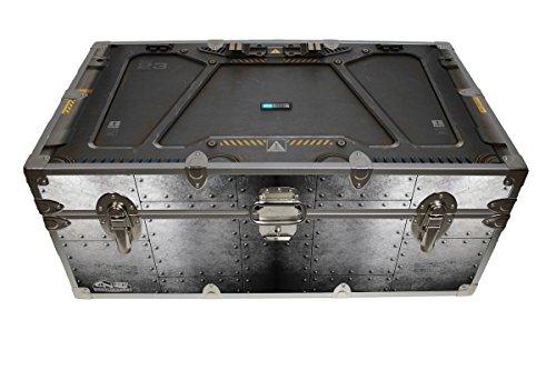 C&N Footlockers Designer Trunk - Blast Door - 32x18x13.5