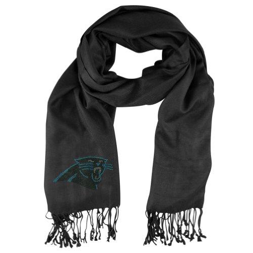 NFL Carolina Panthers Pashi Fan Scarf (Panthers Jersey Scarf)