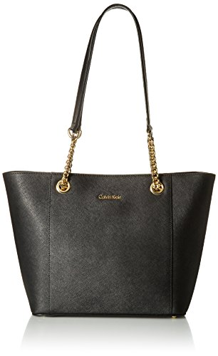 Price comparison product image Calvin Klein Hayden Saffiano Leather East / West Tote