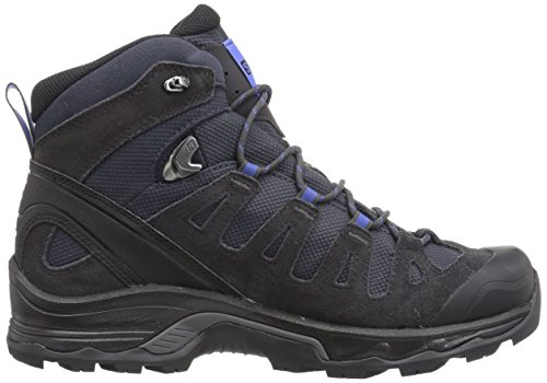 Ink Amparo High GTX M Boots Black 6 Hiking 000 Quest Grey Phantom Prime US Women's India 5 Rise Salomon Blue gqSZTT