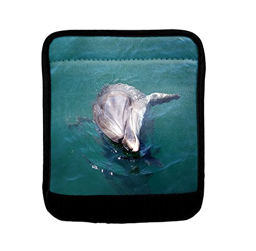 Dolphin Sea Animal Luggage Handle Wrap Finder