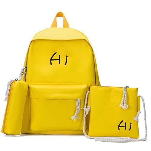 Para Chicas El Schoolbags Ocasionales Mochila Bolsas Escuela Mujeres Linda Viaje Niños Mochilas Bagpack Plecak De Vhvcx Adolescentes Moda Wf4qXX