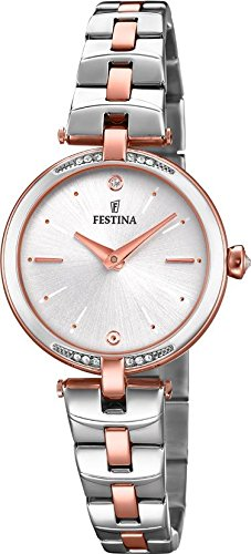Festina Mademoiselle F20308/2 Wristwatch for women With crystals