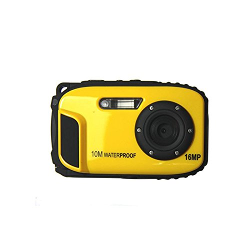 Waterproof Camera,KINGEAR 16 MP Underwater Digital Camera Ca