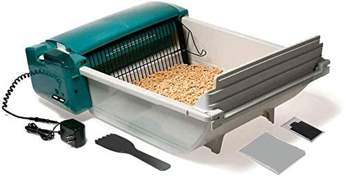 Top 10 Best Self Cleaning Litter Box For Large Cats [Updated December 2020] 8