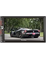 DOUBLE BASS 7.2 inch touch screen cassette, Android phone viewer and player, DB 4050