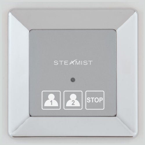 Steamist TSX-220-PC Total Sense Auxiliary Control, Polished Chrome