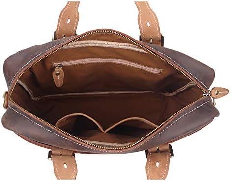 メンズ ビジネスバッグ ショルダーバッグ トートバッグ 本革 上級牛革バック 2way 14インチPC対応 A4ファイル対応 高級 牛レザー