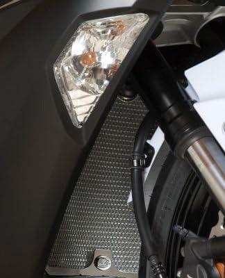 R&G(アールアンドジー) ラジエターガード チタン ZX-6R/636(13-) RG-RAD0141TI