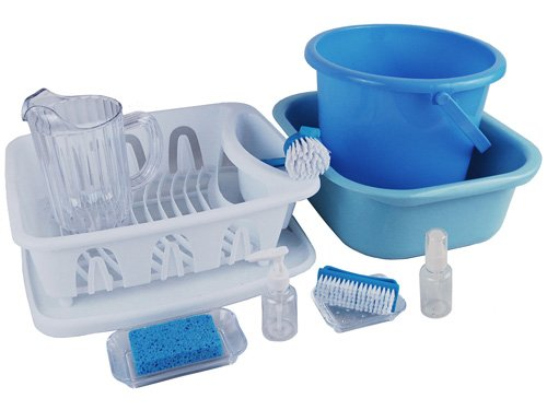 Montessori Dishwashing Activity