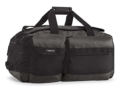 Timbuk2 Navigator Duffel Bag, Medium, Black by Timbuk2