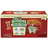 Chef Boyardee Variety Pack (7.5 oz., 12 pk.)