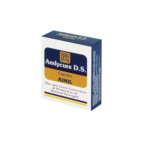 Aimil Amlycure DS Capsules 10 X PACK OF 6