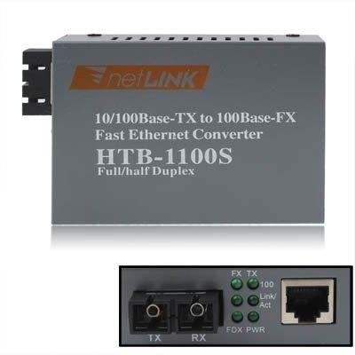 Optical Cables, Multi-mode Fast Ethernet Fiber Transceiver