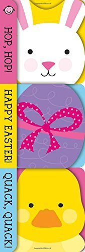Chunky Pack: Easter (Chunky 3 Pack) by Roger Priddy (Chunky Pack)