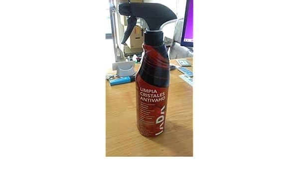 Limpia cristales antivaho para automocion en Spray: Amazon.es: Coche y moto