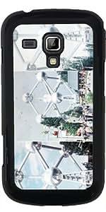 Funda para Samsung Galaxy Trend S7560 - Collage De La Foto Atomium by Christine aka stine1