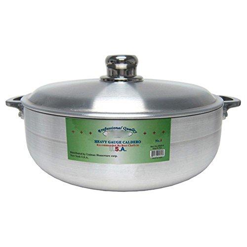 Aluminum Caldero Stock Pot (6.7 Quart)
