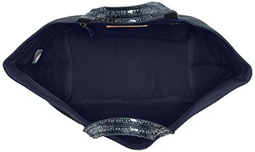 Bleu Paillettes Coton Bruno Pyrite Cabas Cabas 781 Vanessa Medium et xqw46Uxfp