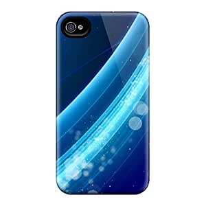[pxk44460doyW] - New Blue Lines Protective Iphone 6 Classic Hardshell Cases