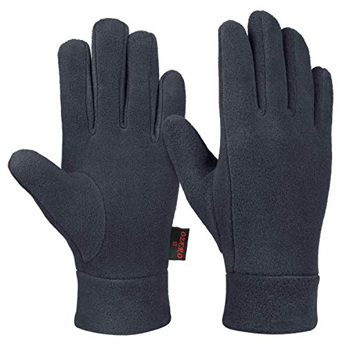 OZERO Winter Work Gloves with Insulated Polar ()
