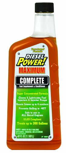 Gold Eagle 15222 MAXIMUM Complete Fuel Supplement and Conditioner - 40 Fl oz.