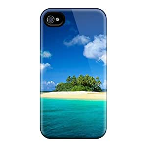 Awesome CLX14481nXTi Favorcase Defender Hard Cases Covers For Iphone 6- Island